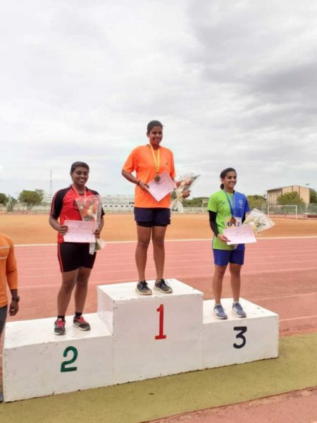 CISCE TAMILNADU AND PONDICHERRY REGIONAL ATHLETIC MEET 2019 WINNERS